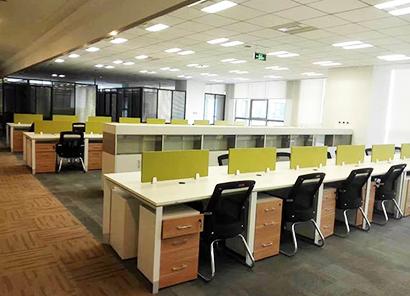 建均办公室家具展厅