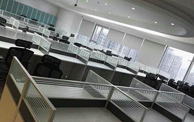 建均办公家具案例