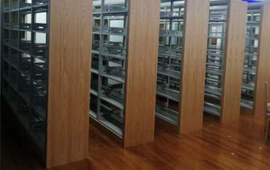 青浦区某公司档案室案例