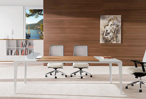 油漆-D系列会议桌