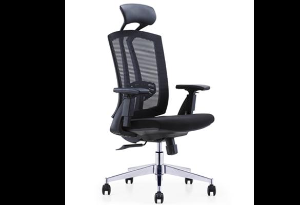 163A网布大班椅
